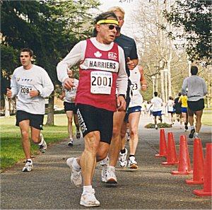 2001 UVic 5K - Ken Bonner