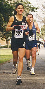 2001 UVic 5K - Shirley McComb