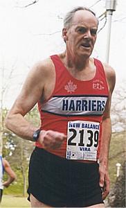 2001 UVic 5K - PIH President Brian Turner