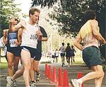 2001 UVic 5K - Steve Shelford