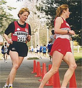 2001 UVic 5K - Ulla Marquette
