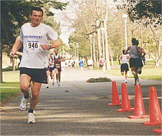 2001 UVic 5K - Darren Skuja