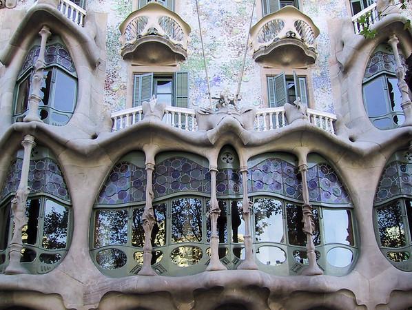 Barcelona, September 2001
