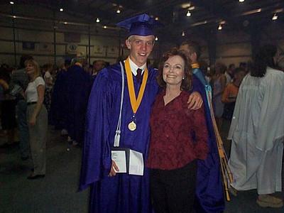 Beau's HS Graduation