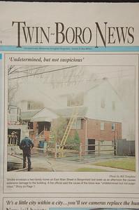 Twin Boro News - 3-28-01