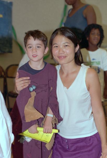 Benjamin and Mioko