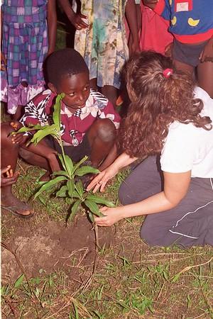 Bograd-Kleins visit Sefwi Wiawso - Ghana