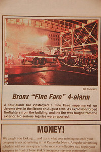 1st Responder Newspaper - NY - September 2001
