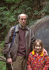 Richard and Isabel at Muir Woods