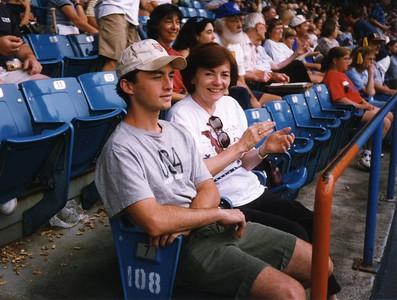 Danny Visit May 2001