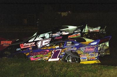 1 Davey Johnson & 15 Steve Francis