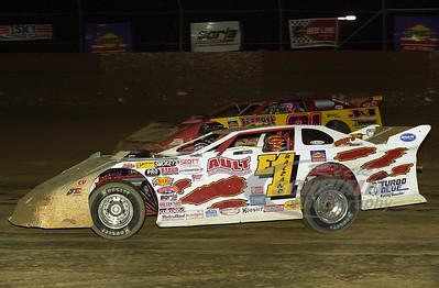 E1 Mike Balzano & 21 Billy Moyer