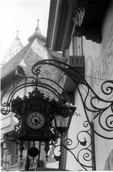 Outdoor Timepiece