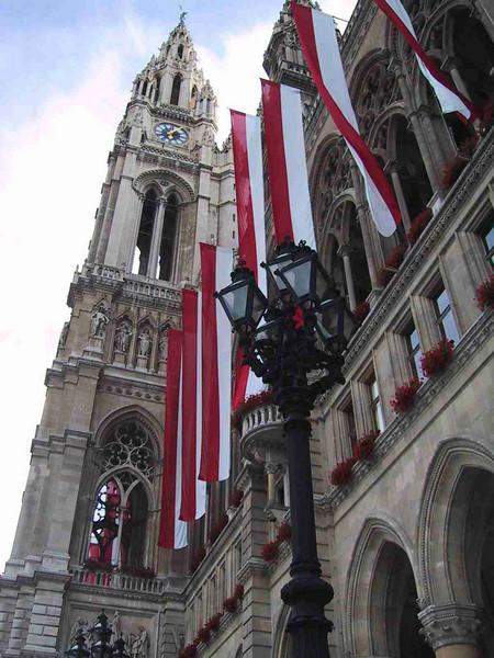 Vienna June 2001