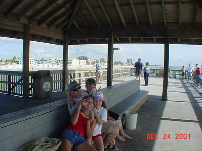 Florida Christmas 2001
