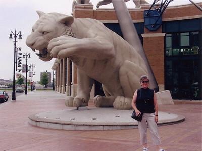 Franny Visit 2001