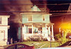 Hackensack 9-6-01 : Hackensack 2nd alarm on Clinton Place on 9-6-01