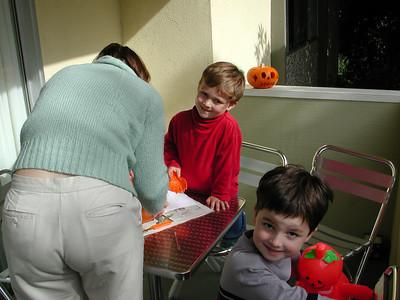 Hallowe'en 2001