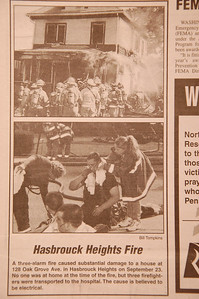 1st Responder Newspaper - November 2001