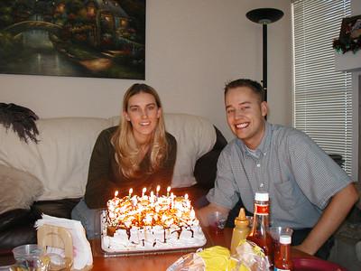 Jen's 24th Birthday