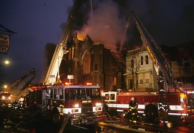 Jersey City 4-10-01 - CD-10
