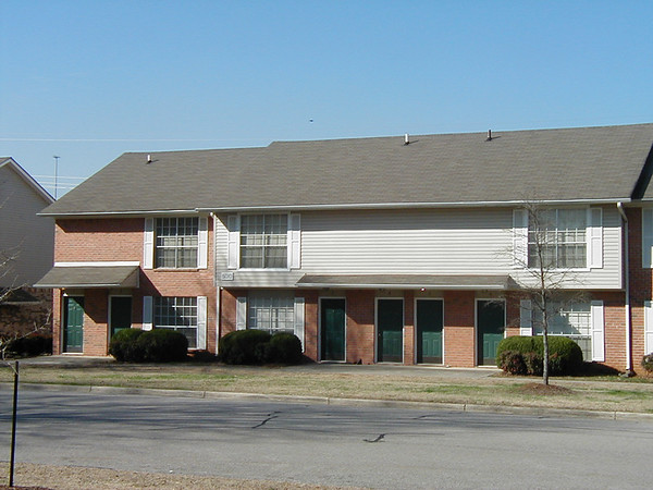 March - Our First Apartment, Huntsville.