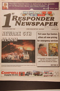 1st Responder Newspaper - August 2001