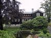 A house near Troldhaugen