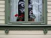 A window at Troldhaugen, Edvard Grieg's home