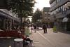 Downtown Haugesund on a sunny day