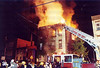 Passaic 5-9-01 : Passaic General Alarm at 204 Market St. on 5-9-01. LODD - Passaic Firefighter Alberto Tirado.