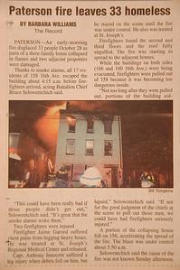 1st Responder Newspaper - December 2001