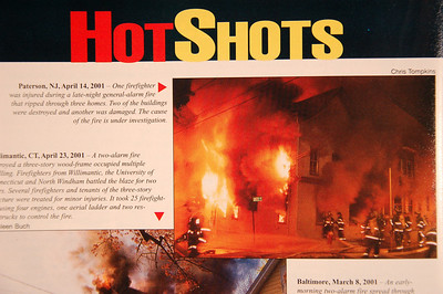 Firehouse Magazine - August 2001