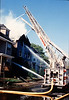 Paterson 4-28-01. : Paterson 3rd alarm at 370 Van Houten Ave. on 4-28-01.  Photos by Chris Tompkins