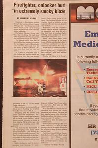 1st Responder Newspaper - October 2001