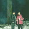 Eric and Jeff at Pinecrest Lake