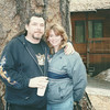 Jeff and I at Pinecrest Lake