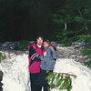 Jeff and I at the Snow at Pinecrest lake 2001