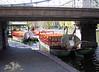 Swan boats at Public Garden