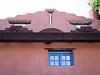 A Taos facade