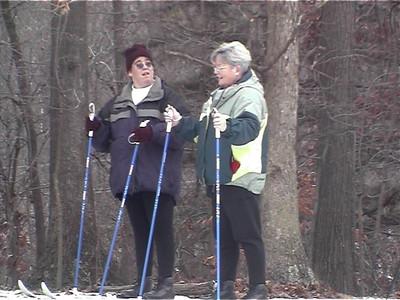 Ski practice - 2001