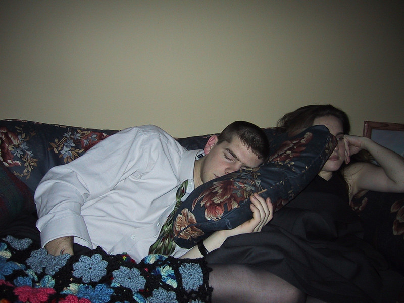 Brian Asleep