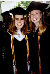 Graduation Tessa & Michelle