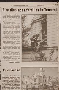 1st Responder Newspaper - August 2001