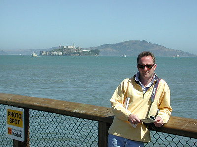 Trip To Alcatraz With Noel