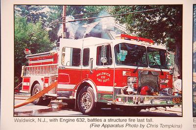 Fire Apparatus Magazine - February 2002