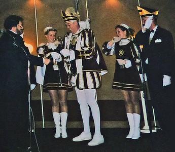 Carnavals CD-uitreiking bij Kiek ze Kieke Productie:  Charles van Doornewaard en Hubert Hendriks