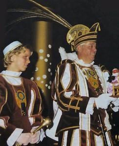 Zitting van het Geberste Kruukske in het Kolpinghuis