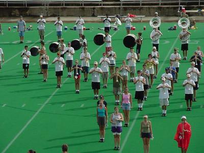 9-15-01 Mercer Rehearsal