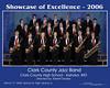 Clark County Jazz Band<br /> Clark County High School<br /> Kahoka, MO